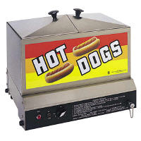 Dallas / Fort Worth Hot Dog Steamer Machine Rentals