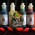 RTU snow cone syrup sales